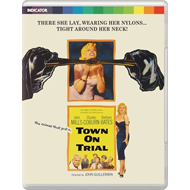 Town On Trial (UK-import) (BLU-RAY)