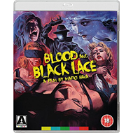 Blood And Black Lace (UK-import) (BLU-RAY)