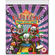 Produktbilde for Killer Klowns From Outer Space (UK-import) (BLU-RAY)