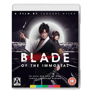 Blade Of The Immortal (UK-import) (BLU-RAY)