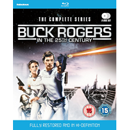 Buck Rogers In The 25th Century: The Complete Series (UK-import) (BLU-RAY)