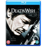 Death Wish (UK-import) (BLU-RAY)