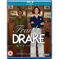 Frankie Drake Mysteries - Sesong 1 (UK-import) (BLU-RAY)