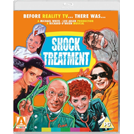 Shock Treatment (UK-import) (BLU-RAY)
