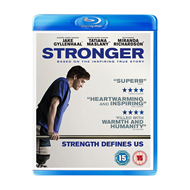 Stronger (UK-import) (BLU-RAY)