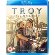 Troy - Fall Of A City (UK-import) (BLU-RAY)