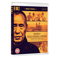 Early Hou Hsiao-Hsien: Three Films 1980-1983 (UK-import) (BLU-RAY)