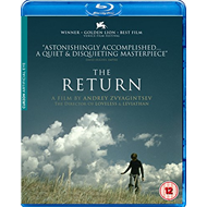 The Return (UK-import) (BLU-RAY)