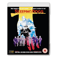 Produktbilde for Sleeping Dogs (UK-import) (BLU-RAY)