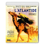 L'atlantide (UK-import) (BLU-RAY)