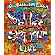 Joe Bonamassa - British Blues Explosion Live (BLU-RAY)