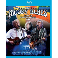 The Moody Blues - Days Of Future Passed Live (BLU-RAY)