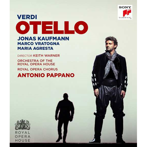 Verdi: Othello (BLU-RAY)