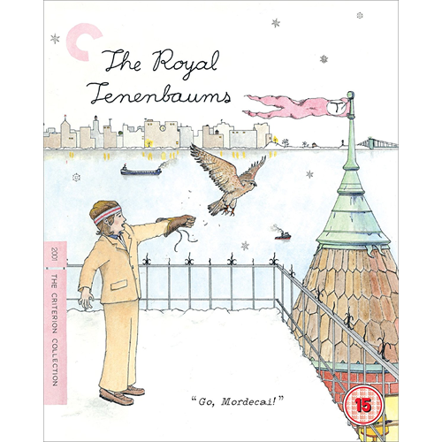 The Royal Tenenbaums - The Criterion Collection (UK-import) (BLU-RAY)