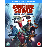 Suicide Squad: Hell To Pay (UK-import) (BLU-RAY)