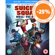 Produktbilde for Suicide Squad: Hell To Pay (UK-import) (BLU-RAY)