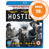 Produktbilde for Hostiles (UK-import) (BLU-RAY)