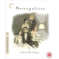 Metropolitan - The Criterion Collection (UK-import) (BLU-RAY)