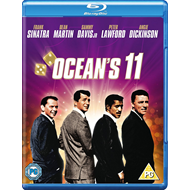 Ocean's 11 (UK-import) (BLU-RAY)