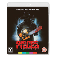 Produktbilde for Pieces (UK-import) (BLU-RAY)