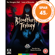 Produktbilde for The Bloodthirsty Trilogy (UK-import) (BLU-RAY)