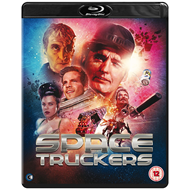 Produktbilde for Space Truckers (UK-import) (BLU-RAY)