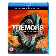 Tremors - The Complete Collection (UK-import) (BLU-RAY)