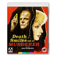 Produktbilde for Death Smiles On A Murderer (UK-import) (BLU-RAY)