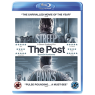 Produktbilde for The Post (UK-import) (BLU-RAY)