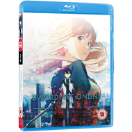 Sword Art Online The Movie: Ordinal Scale (UK-import) (BLU-RAY)