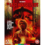 The Last House On The Left (UK-import) (BLU-RAY)