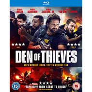 Produktbilde for Den Of Thieves (UK-import) (BLU-RAY)