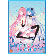 Flip Flappers - Collector's Edition (UK-import) (BLU-RAY)