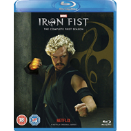 Marvel's Iron Fist: The Complete First Season (UK-import) (BLU-RAY)