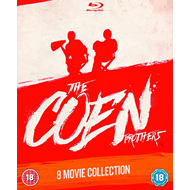Produktbilde for The Coen Brothers: 8-Movie Collection (UK-import) (BLU-RAY)