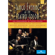 An Argentinian Evening At The Teatro Coloón (BLU-RAY)