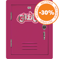 Produktbilde for Grease 1-2 - 40th Anniversary Limited Steelbook Edition (BLU-RAY)