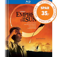 Produktbilde for Empire Of The Sun - Limited Steelbook Edition (BLU-RAY)