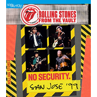 The Rolling Stones - From The Vault: No Security - San Jose '99 (BLU-RAY)