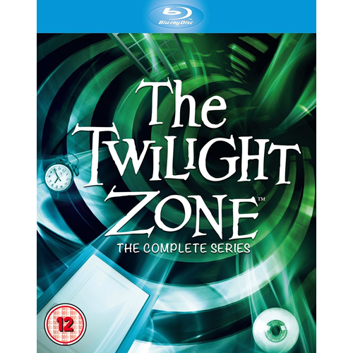 The Twilight Zone: The Complete Series (UK-import) (BLU-RAY)