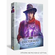 Doctor Who: The Collection - Sesong 12 (UK-import) (BLU-RAY)