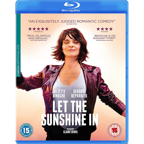 Let The Sunshine In (UK-import) (BLU-RAY)