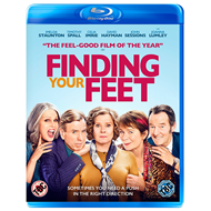 Produktbilde for Finding Your Feet (UK-import) (BLU-RAY)