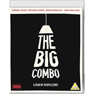 Produktbilde for The Big Combo (UK-import) (BLU-RAY)