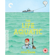 The Life Aquatic With Steve Zissou - The Criterion Collection (UK-import) (BLU-RAY)