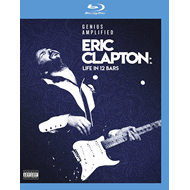Eric Clapton: Life In 12 Bars (UK-import) (BLU-RAY)