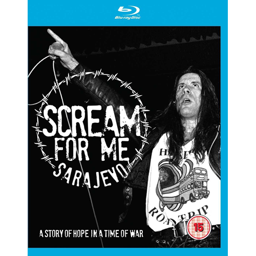 Bruce Dickinson - Scream For Me Sarajevo (BLU-RAY)
