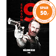 The Walking Dead - Sesong 9 - Limited Steelbook Edition (BLU-RAY)