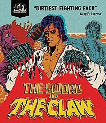 The Sword And The Claw (BLU-RAY)