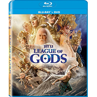 League Of Gods (BLU-RAY)